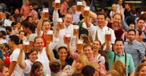 Cerveja na europa